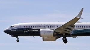Boeing muss etliche Flugzeuge des Typs 737 Max reparieren