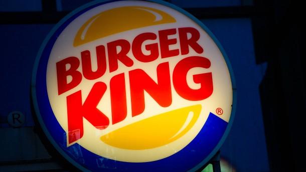 Burger King wirbt für McDonald's