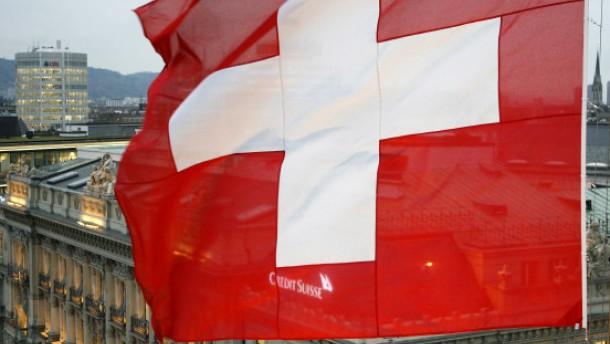 Credit Suisse streicht 5300 Stellen