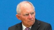 Schäuble hält Griechenland-Sondergipfel für unnötig