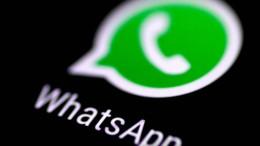 Sicherheitslücke in Whatsapp bringt Handys in Gefahr