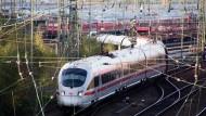 Ein Drittel der Fernzüge soll fahren