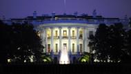Ort der Rätsel: Das Weiße Haus.