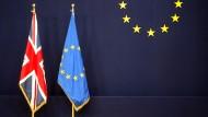 Brexit betrifft 21.000 EU-Gesetze