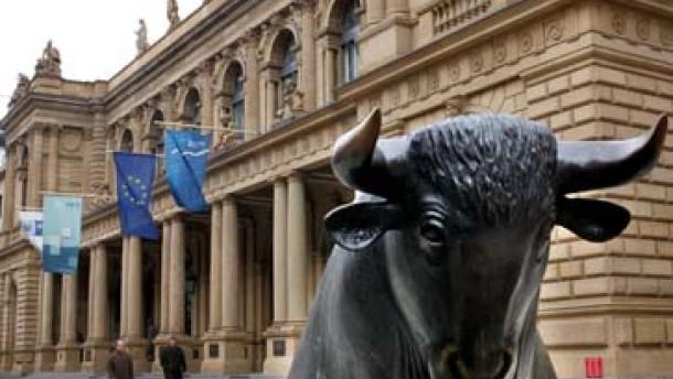 Deutsche Börse setzt Fusionsgespräche aus