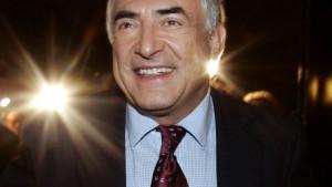 Strauss-Kahn soll den Chefposten übernehmen