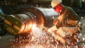 Zweimal 2,1 Prozent mehr für Metaller