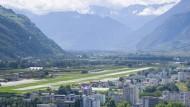 Der diskrete Landeplatz der Super-Reichen