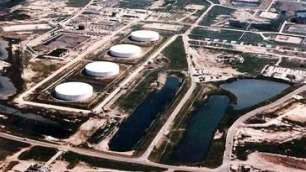 16 Milliarden Liter Öl als Reserve