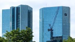 Für die Deutsche Bank läuft's viel besser als gedacht