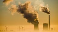 Keine guten Aussichten für den Klimaschutz.
