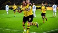 Reus und Götze wollen auch in der neuen Saison wieder jubeln.