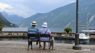 Einfache Beamte, wohlhabende Pensionäre