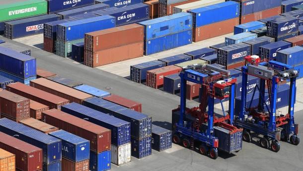 Exporteure und  Verbraucher lassen deutsche Wirtschaft wachsen