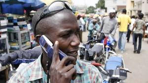 Mit dem Handy gegen den Hunger