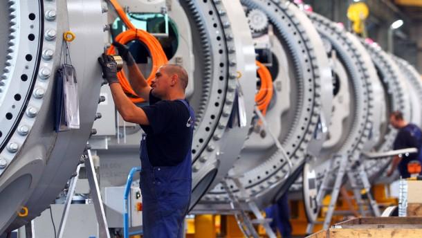 Deutsche Wirtschaft legt deutlich zu
