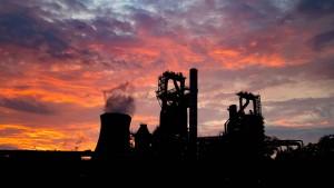 Die schleichende Deindustrialisierung