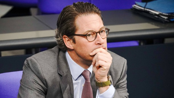 Andreas Scheuer und die Ironie der Geschichte