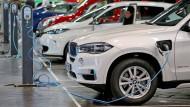 Neue Kooperationen mit Wettbewerbern liegen derzeit auf Eis, sagt BMW.