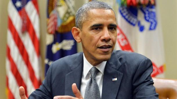 Obama wehrt sich gegen kurzfristige Lösung