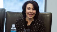 An der Spitze der Spitzenverdienerinnen: Safra Catz, Ko-Vorstandsvorsitzende von Oracle