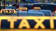 Auswirkung auf Taxibranche
