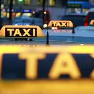 Die Taxifahrer mögen Uber nicht.