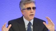 Bill McDermott leitet das deutsche IT-Vorzeigeunternehmen SAP.