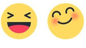 Ein Smiley mehr hilft sehr