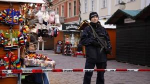 Paketbomben im Weihnachtsgeschäft