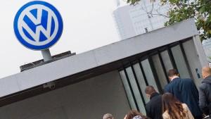 VW will 3000 Bürostellen streichen