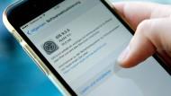 Dieses Software-Update sollten alle iPhone-Nutzer installieren. Und zwar so schnell wie möglich.