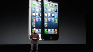 Apple meldet zwei Millionen Vorbestellungen für das iPhone 5