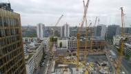 Springer erwartet 700 Millionen Euro aus Immobilienverkauf