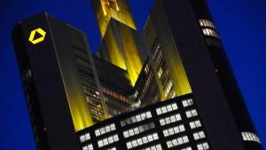 Betriebsrat kämpft gegen Stellenabbau in der Commerzbank