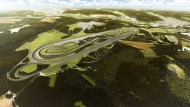 Spatenstich für neue Daimler-Teststrecke