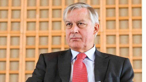 Frankreichs Notenbank  lobt die Einigkeit in der EZB