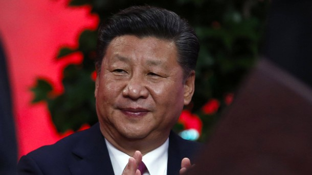 China für Globalisierung - Trump für Mauer