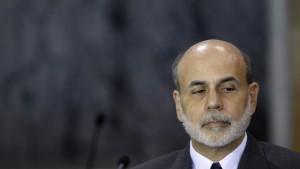 Bernanke: Weitere Anleihekäufe gewiss möglich