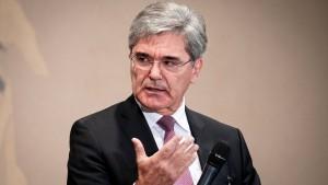 Siemens-Chef: Vorfälle wie in Chemnitz schaden Deutschlands Ansehen