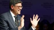 Macht der EU harsche Vorwürfe: Der amerikanische Finanzminister Jack Lew