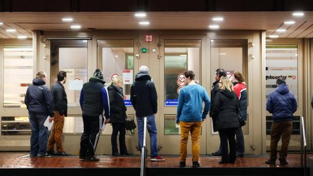 Erstmals seit 2013 wieder mehr Arbeitslose als im Jahr zuvor