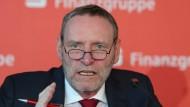 Helmut Schleweis will als Präsident des Deutschen Sparkassen- und Giroverbands strukturelle Entscheidungen treffen.