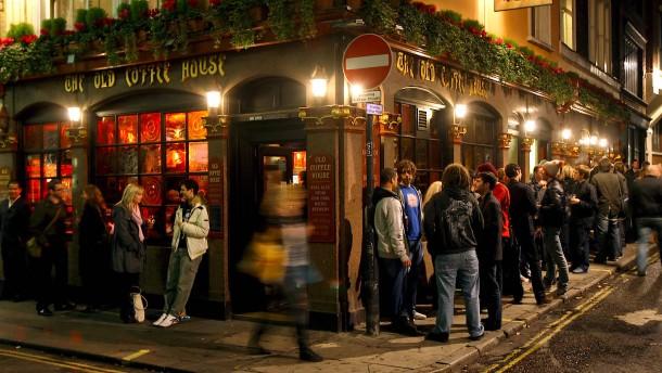 Britisches Pub-Sterben vorerst gestoppt
