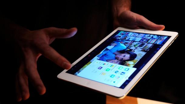 Microsoft wohl bald mit Office-Version fürs iPad
