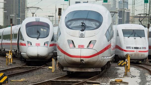 Vorsicht mit mehr Geld für die Bahn