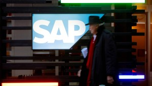 SAP steckt sich für 2020 höhere Ziele