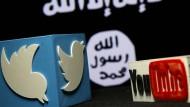Twitter sperrt 125.000 Zugänge von Terrorismus-Unterstützern