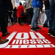 Besucher auf der Jobmesse Berlin im Oktober.
