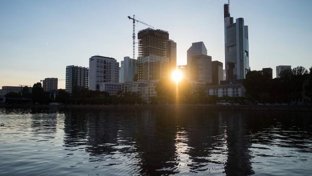 Finanzbranche sieht Frankfurt vorn